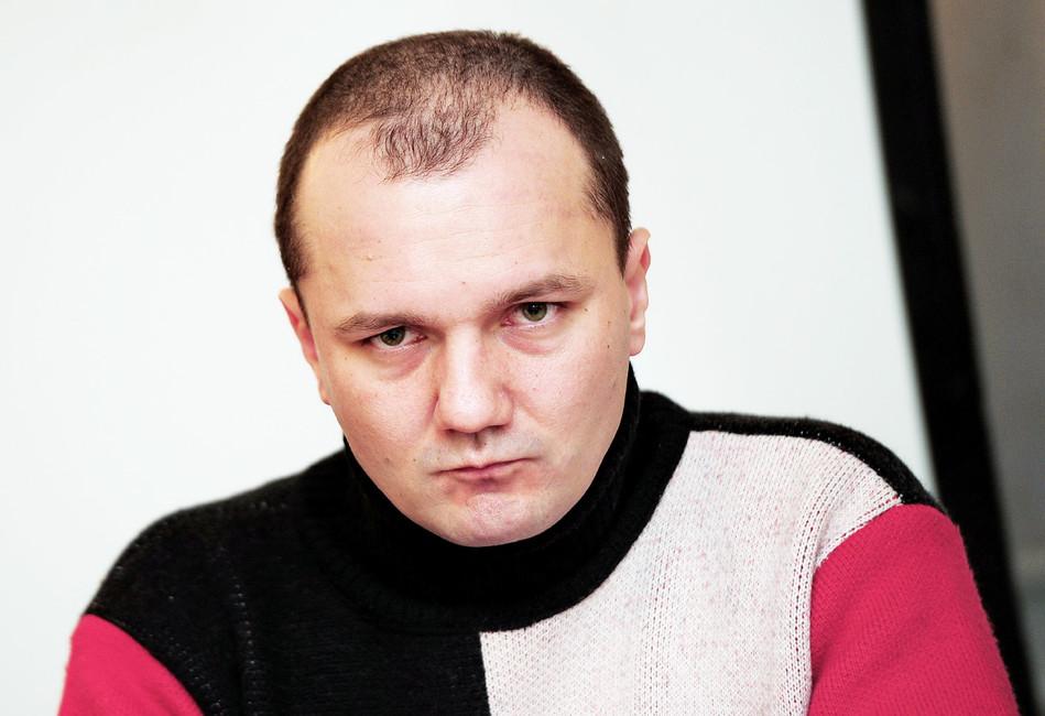 Кирил Барабаш . Фото: Зураб Джавахадзе/ ТАСС