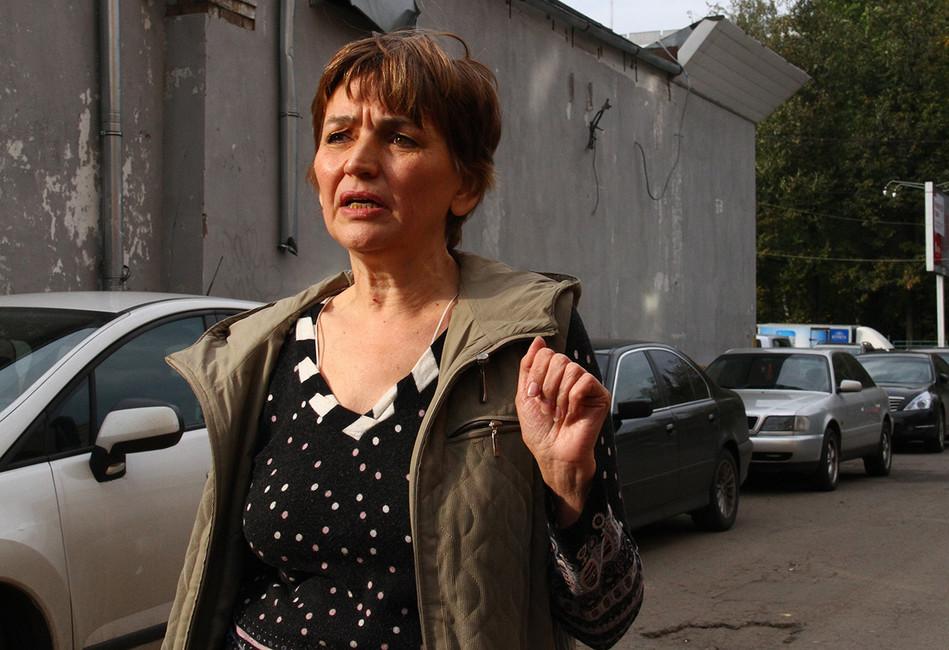 Ольга Зеленина. Фото: Антон Новодережкин/ ТАСС