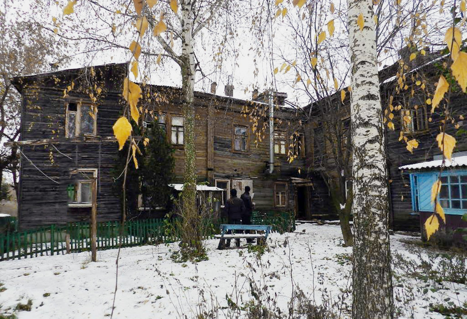 Дом №40поВознесенской улице. Фото: Екатерина Вулих