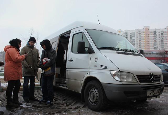Социальная уличная работа фонда Рылькова спотребителями наркотиков. Фото: Фонд имени Андрей Рылькова/ Facebook