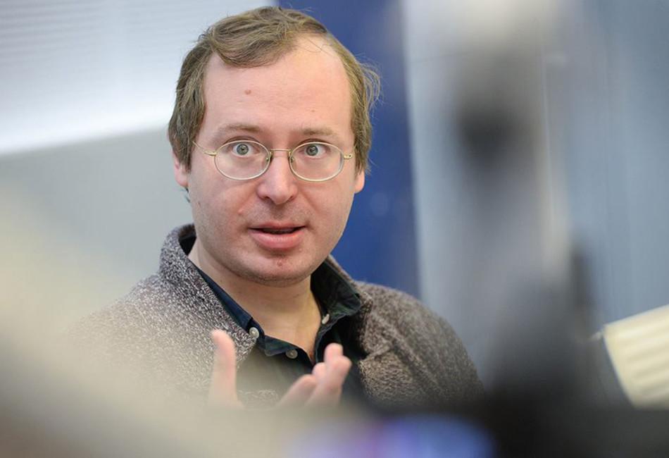 Дмитрий Ольшанский. Фото: Facebook