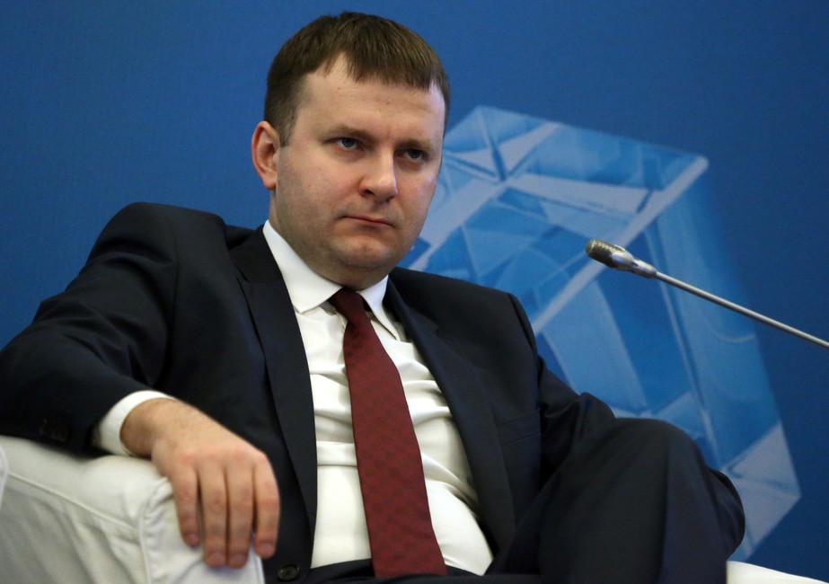 Максим Орешкин. Фото: Антон Новодережкин/ ТАСС