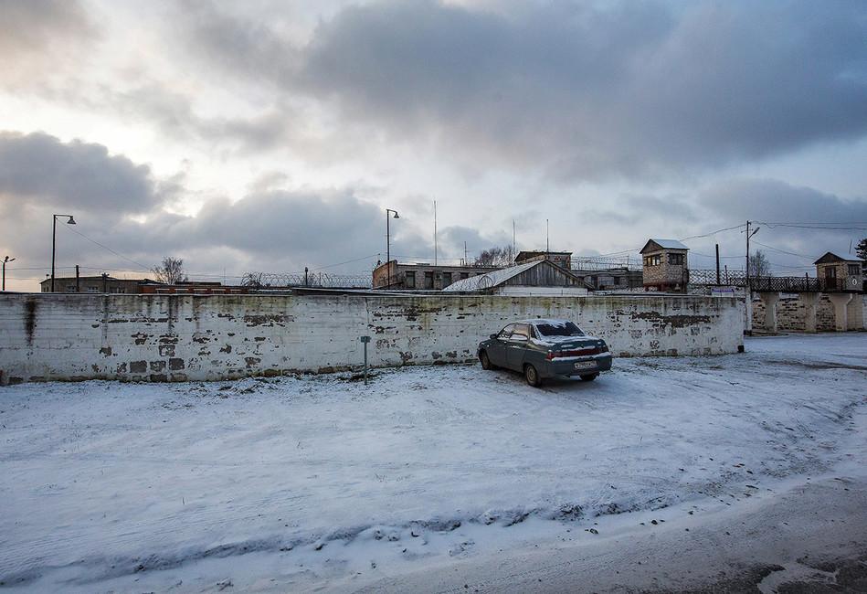 ИК-7в Сегеже. Фото: Давид Френкель/ Коммерсантъ