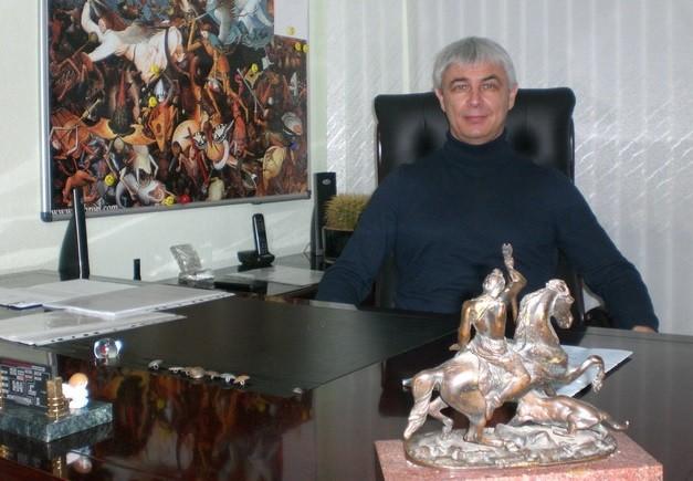 Адвокат Леонид Новиков