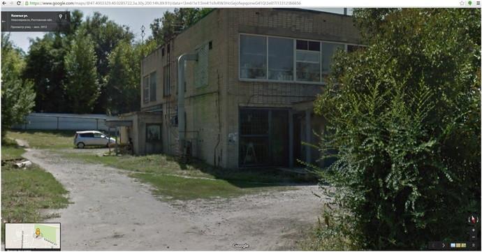 <p>Бывшая заводская столовая 1962 года постройки. Фото 2012 года слева и 2015 года справа</p>