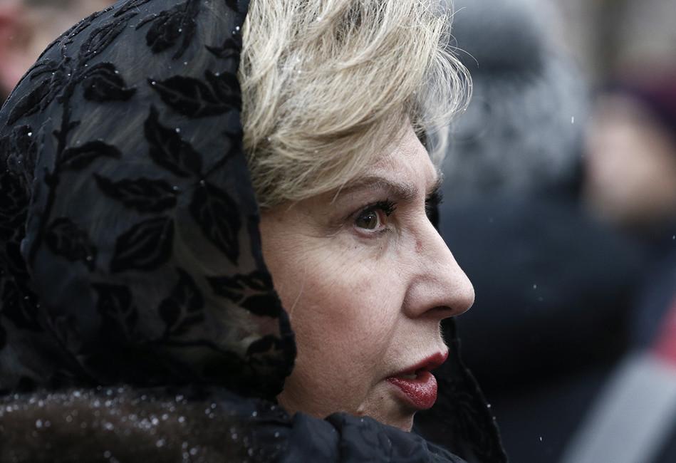 Татьяна Москалькова. Фото: Александр Щербак/ ТАСС