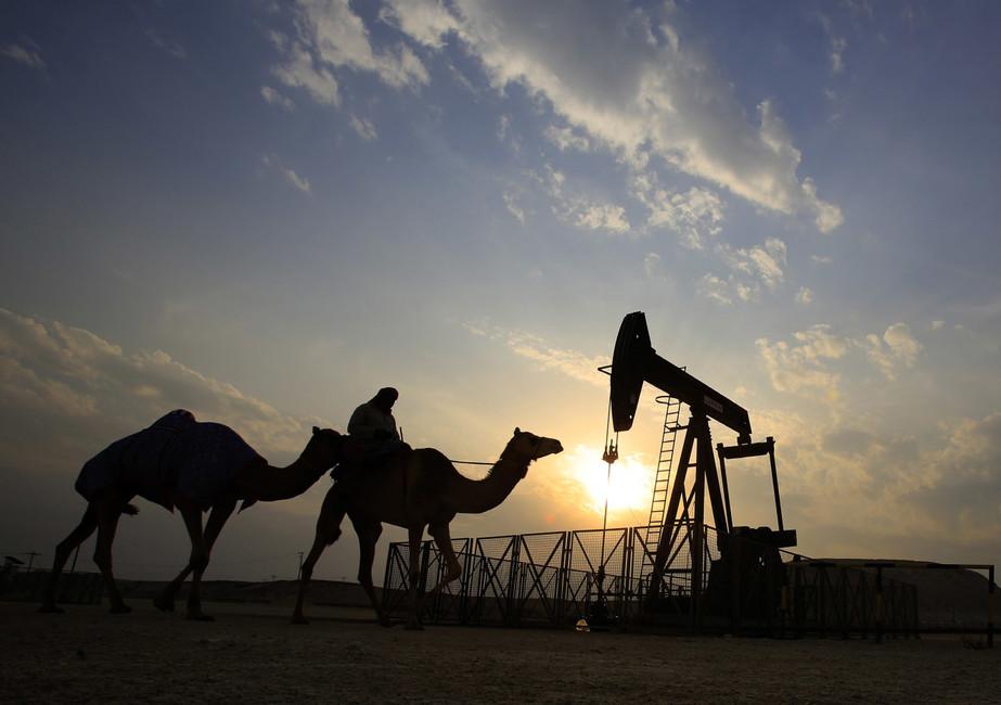 Нефтедобыча вБахрейне. Фото: Hasan Jamali/ AP/ East News