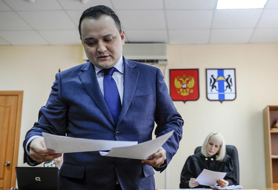 Сергей Бадамшин. Фото: Евгений Курсков/ ТАСС