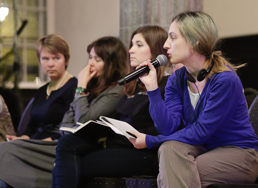 Церемония вручения премии Открытой России «Профессия— журналист». Фото: Открытая Россия