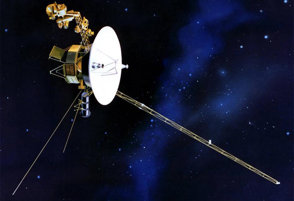 Voyager I. Источник: NASA