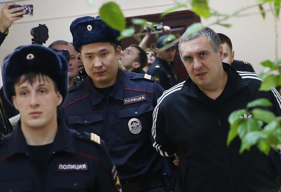 Евгений Панов. Фото: Антон Новодережкин/ ТАСС