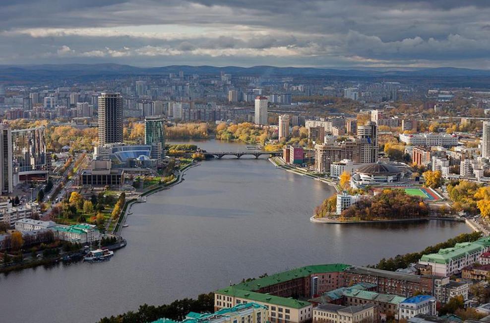 Вид нагородскую набережную реки Исеть вЕкатеринбурге. Источник: itsmycity.ru