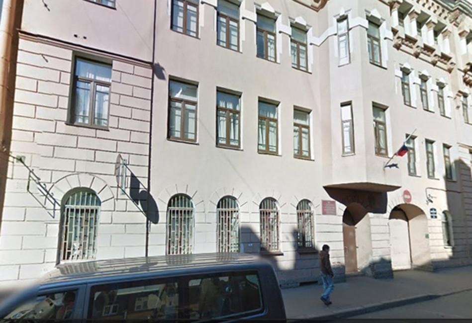 Смольнинский районный суд Санкт-Петербурга. Фото: sudpeterburga.ru