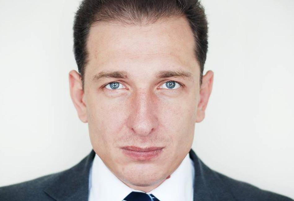 Роман Рубанов. Фото: личная страница вFacebook