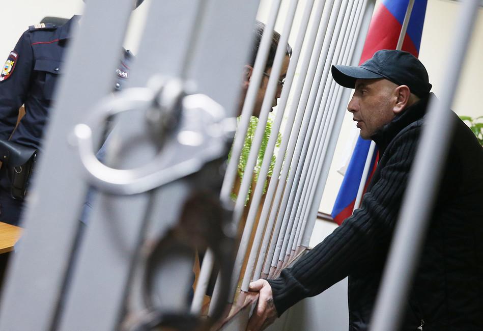 Андрей Захтей. Фото: Антон Новодережкин/ ТАСС