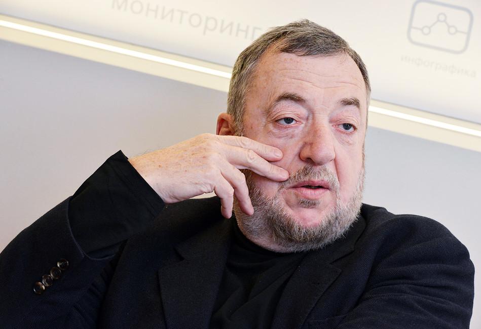 Павел Лунгин. Фото: Юрий Машков/ ТАСС