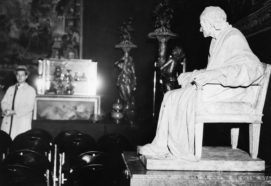 Статуя Вольтера. Фото: AP