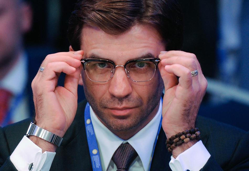 Михаил Абызов. Фото: Кирилл Кухмарь/ ТАСС