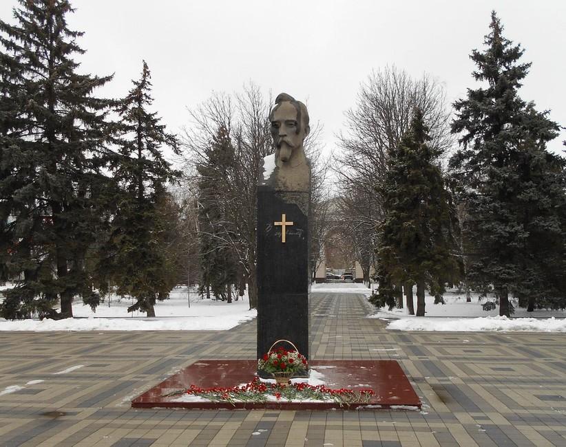Бюст Дзержинского вКраснодаре