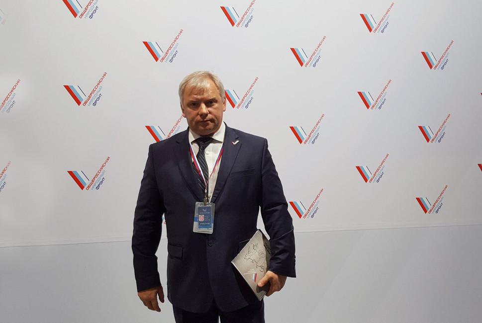 Виктор Томилин. Фото: личная страница ВКонтакте