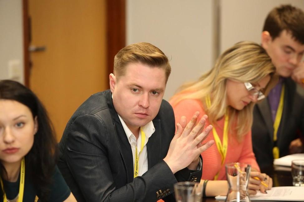 Дмитрий Семенов. Фото: личная страница вFacebook