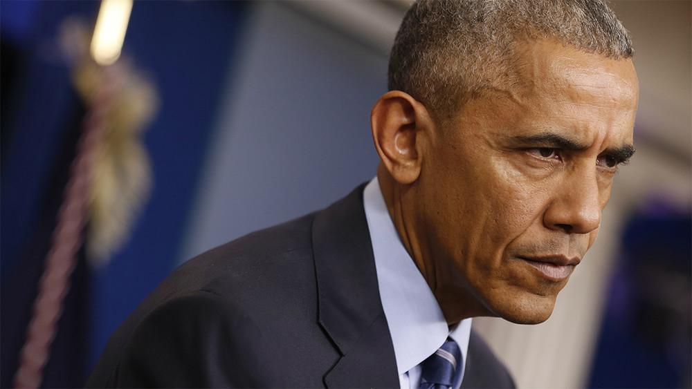 Президент США Барак Обама. Фото: Jonathan Ernst/ REUTERS
