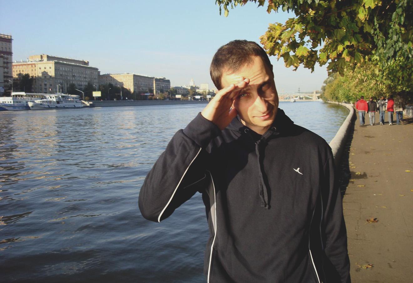 Дмитрий Бученков.