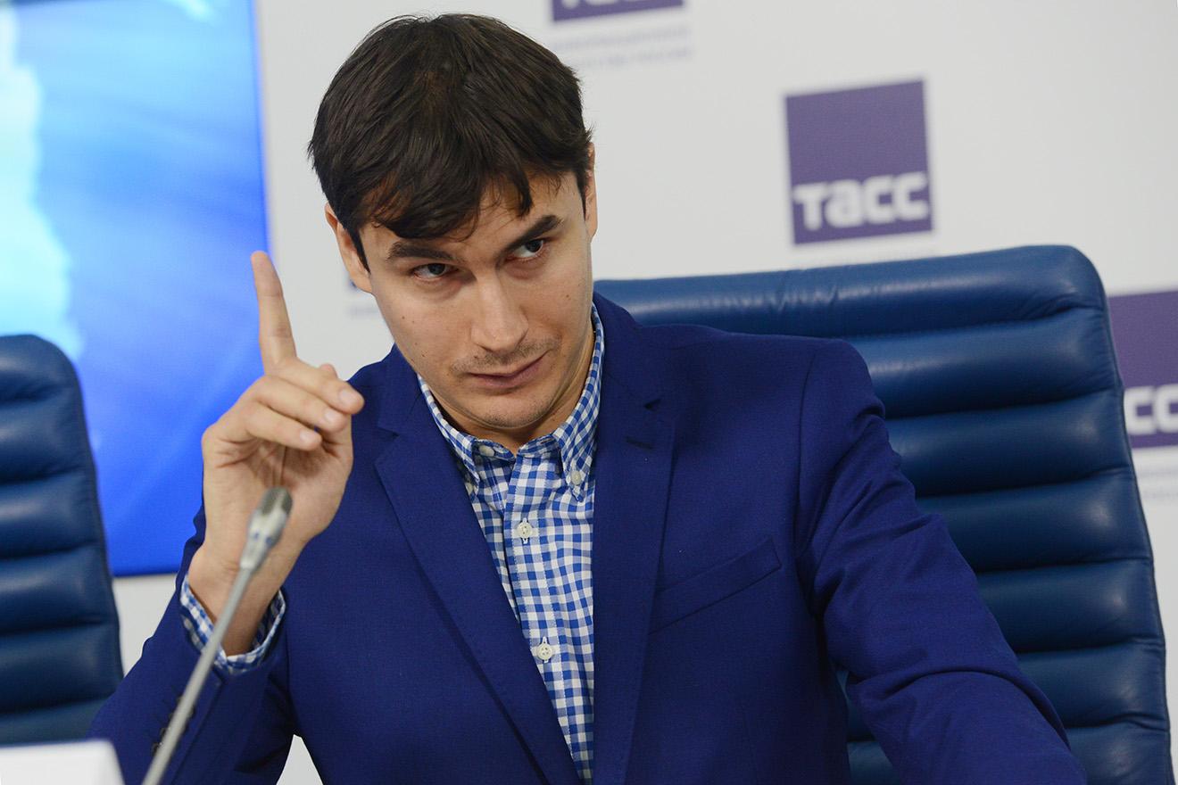 Сергей Шаргунов. Фото: Николай Галкин / ТАСС