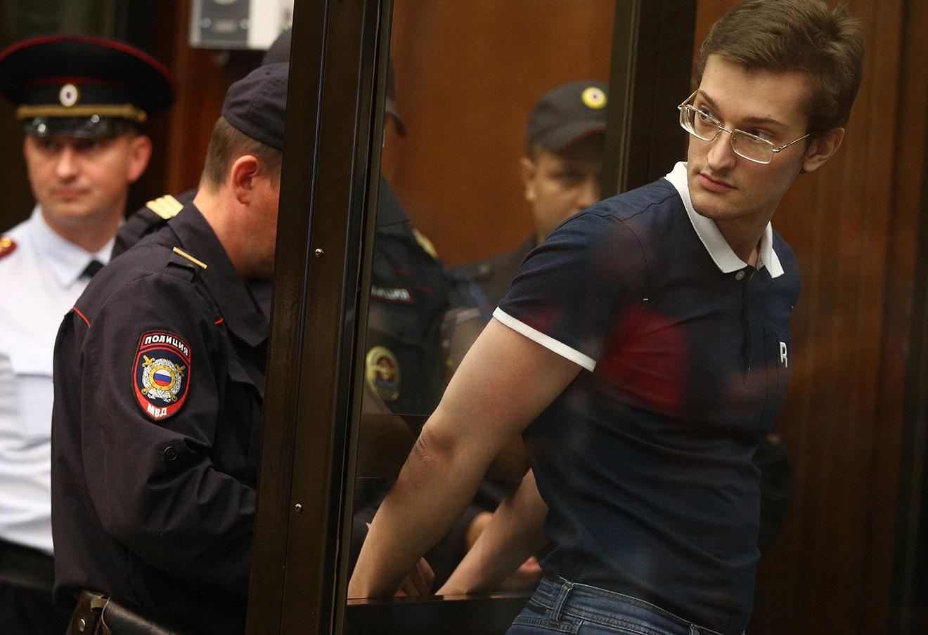 Ярослав Белоусов. Фото: Станислав Красильников / ТАСС