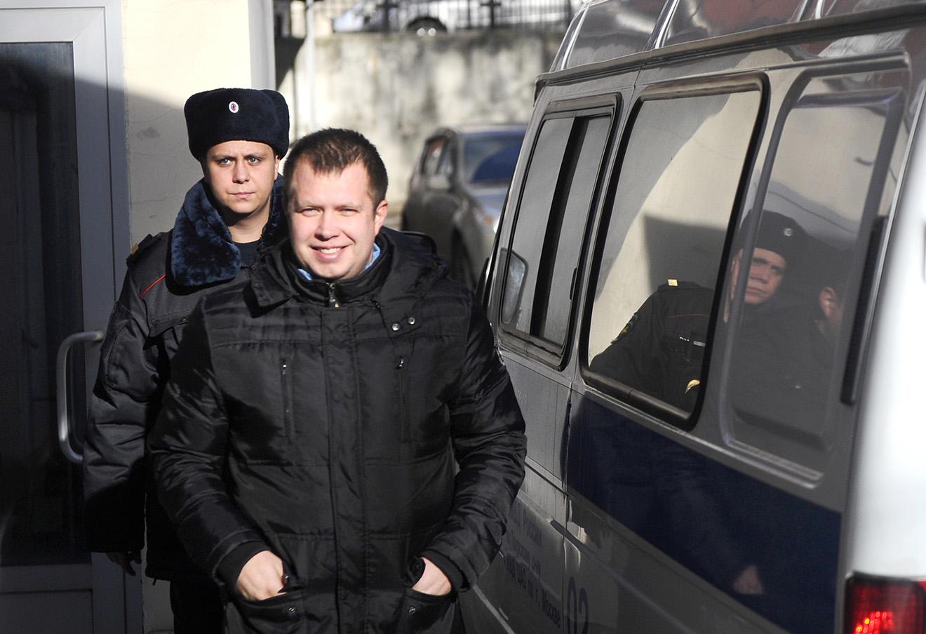 Николай Ляскин. Фото: Сергей Бобылев / ТАСС / Архив
