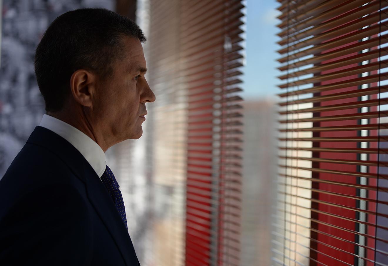 Владимир Маркин. Фото: Павел Бедняков / ТАСС