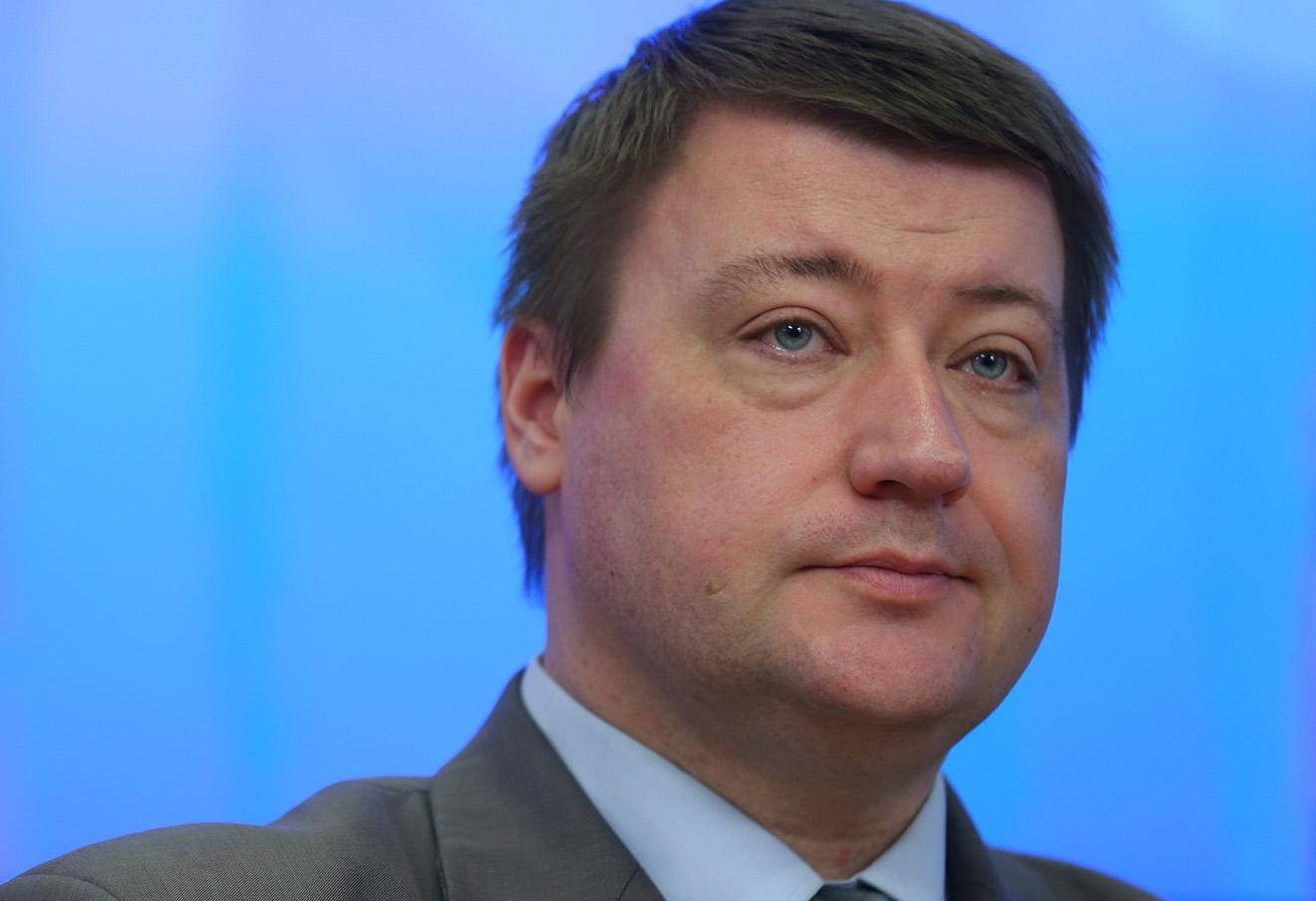 Сергей Пашин.