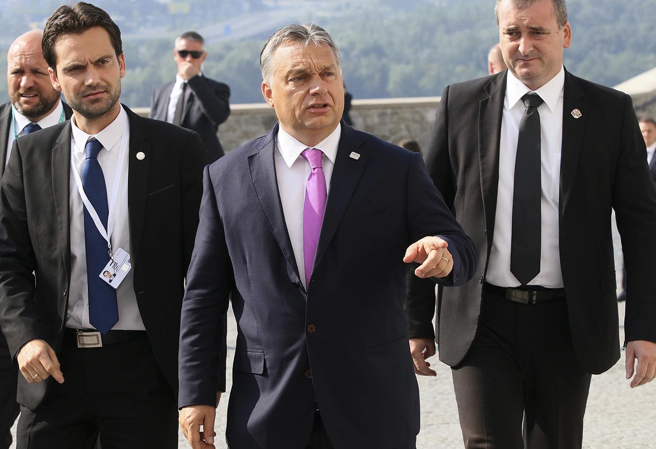Виктор Орбан. Фото: Ronald Zak / AP