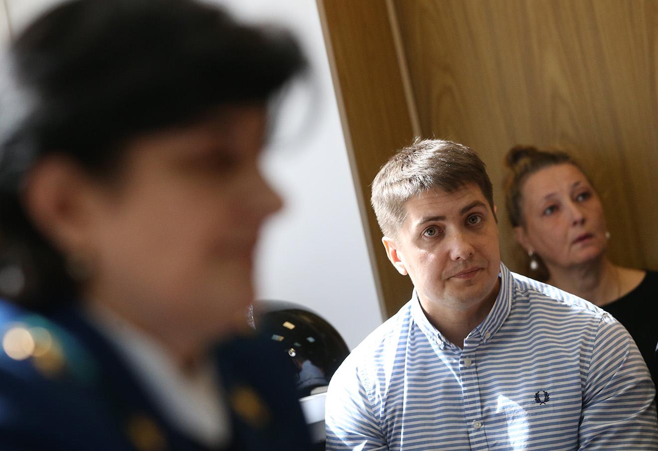 Андрей Гривцов.