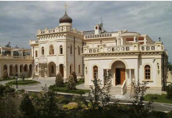 Резиденция патриарха под Геленджиком. Фото: openbereg.ru