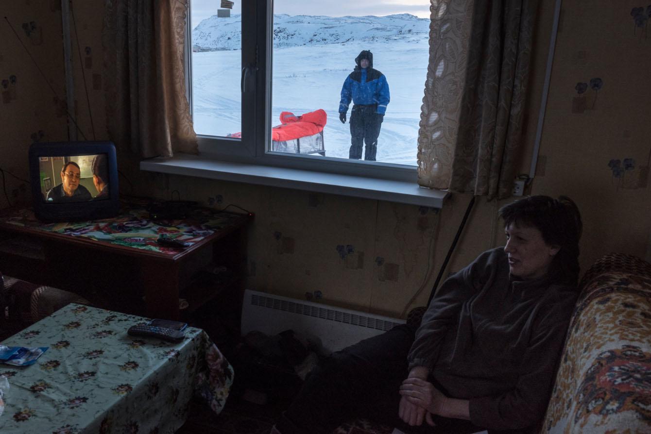 Метеоролог Татьяна Эрмис.