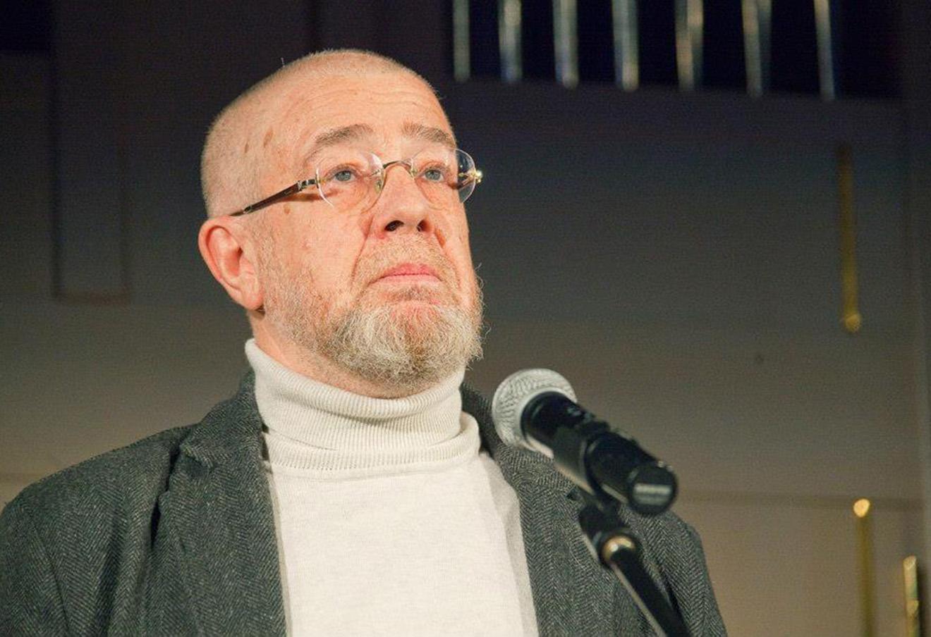 Сергей Гандлевский.