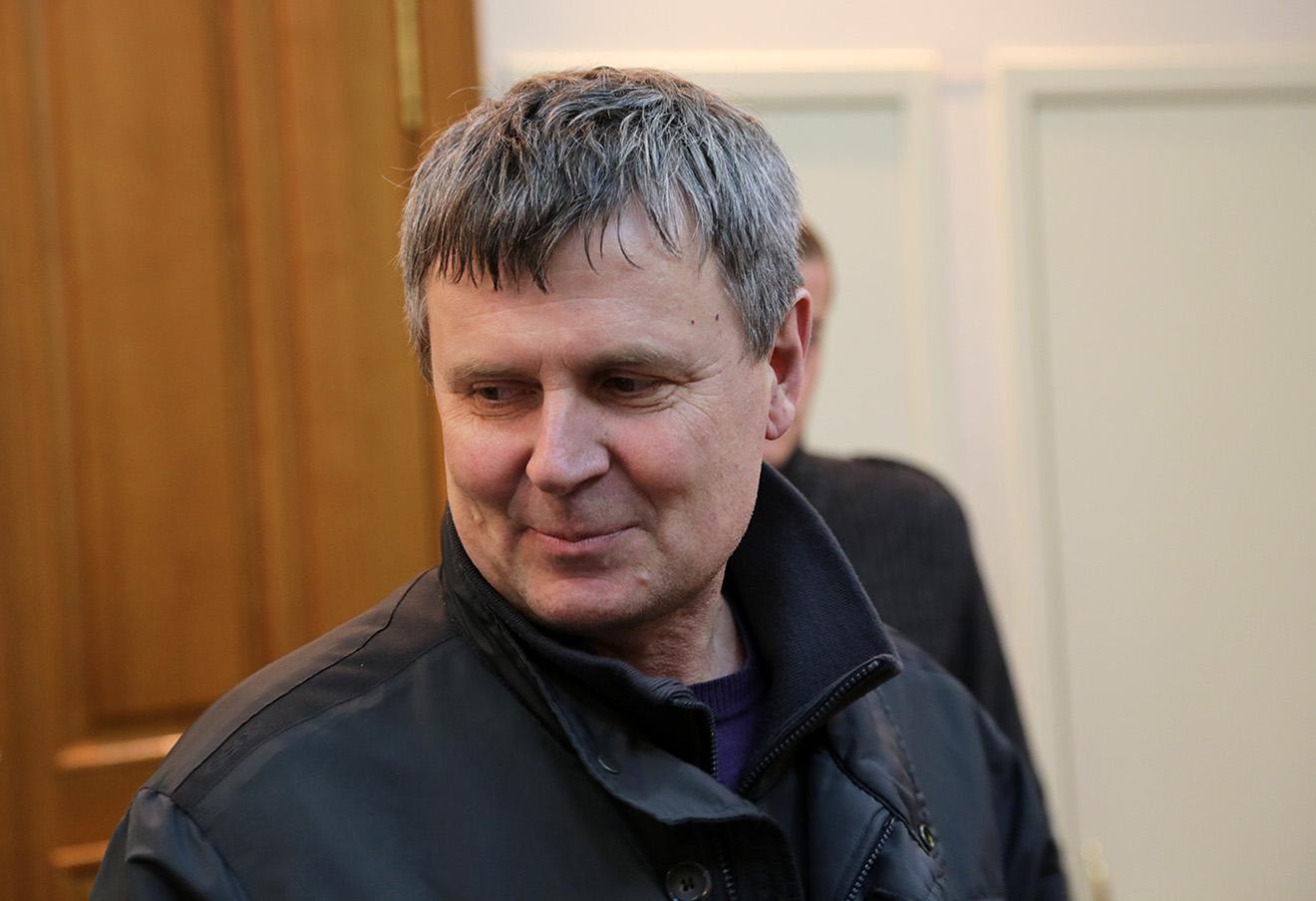 Юрий Одарченко.