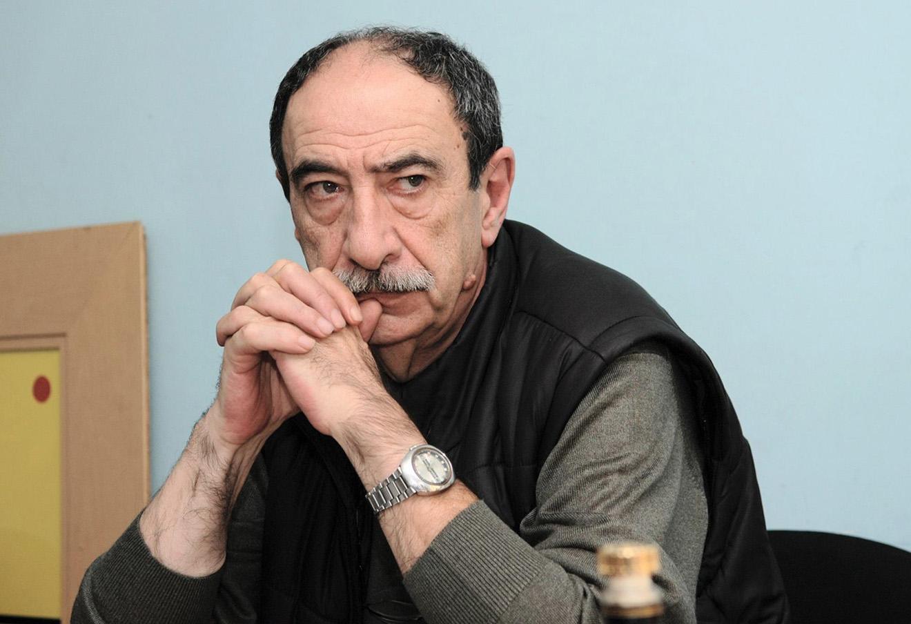 Борис Туманов.