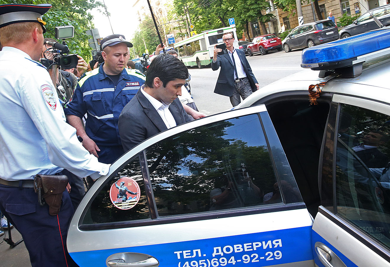 Руслан Шамсуаров.