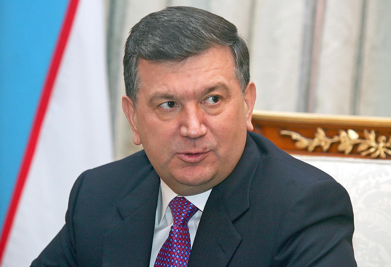 Шавкат Мирзияев. Фото: Виталий Белоусов / ТАСС / Архив