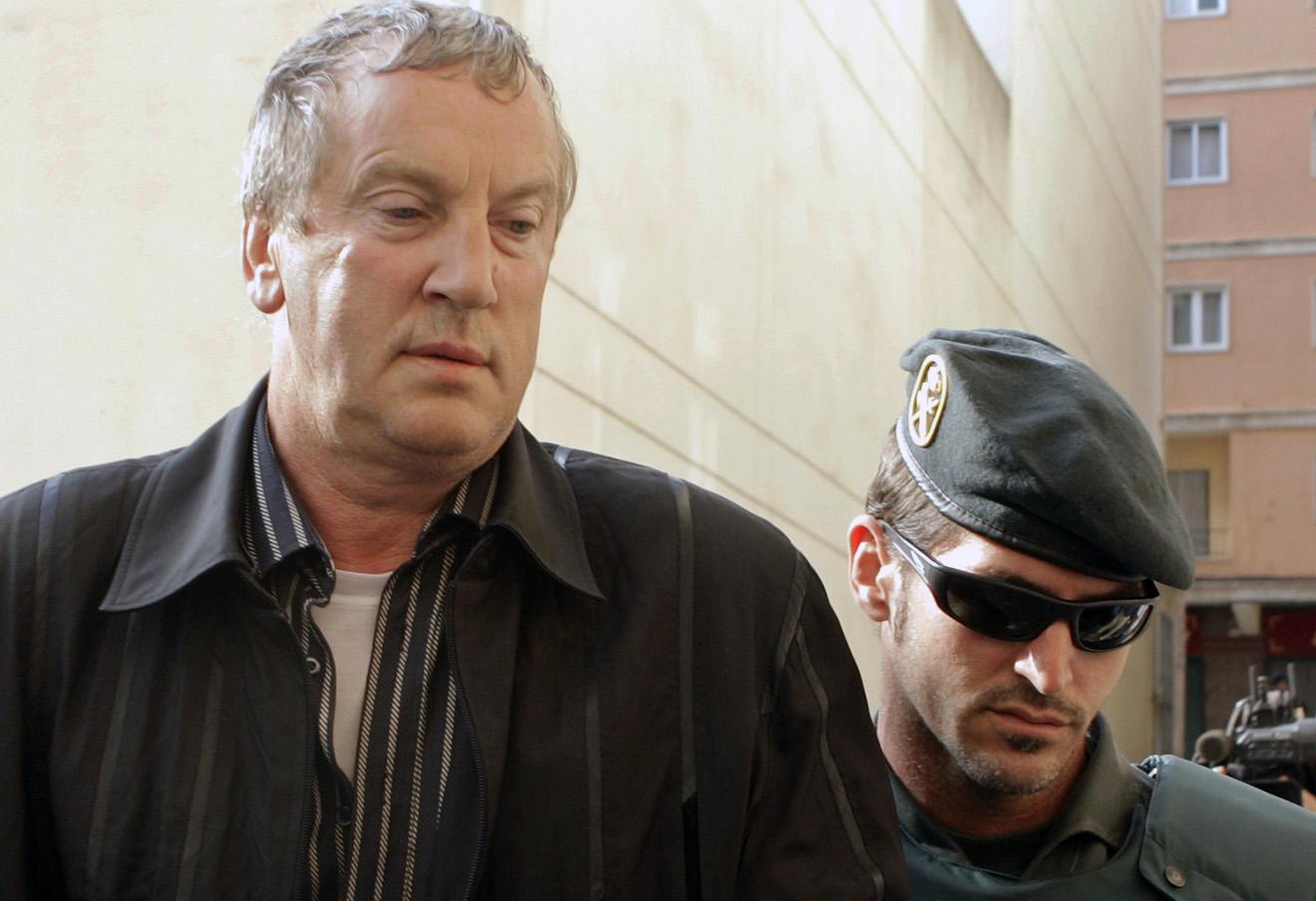 Задержание Геннадия Петрова, Пальма-де-Майорка, 2008 год.