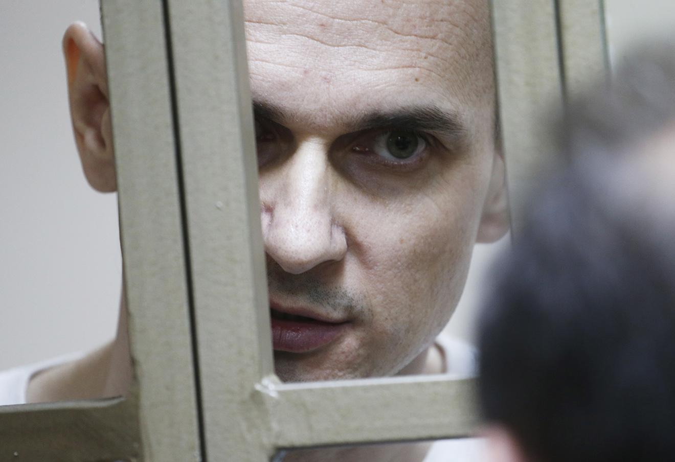 Олег Сенцов. Фото: Валерий Матыцин / ТАСС