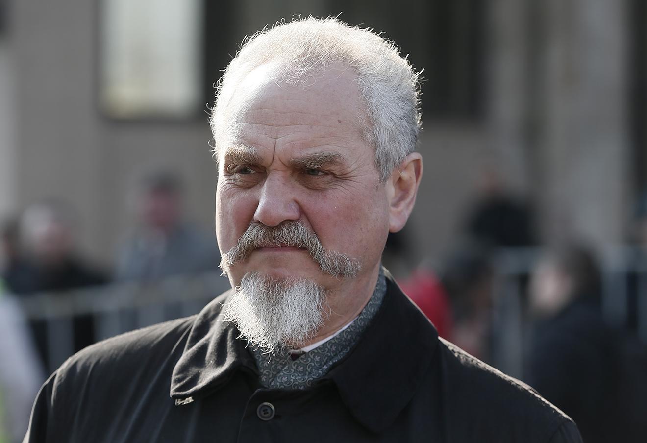Андрей Зубов.