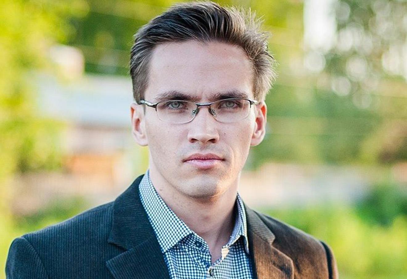 Николай Артеменко.