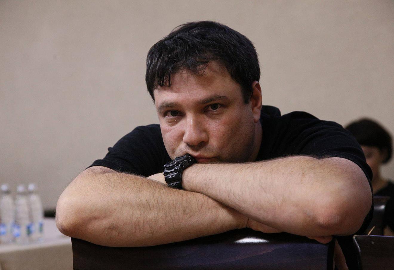 Виталий Рувинский.