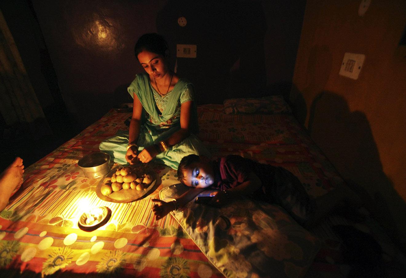 Джамму, Индия, 1 августа 2012 года.