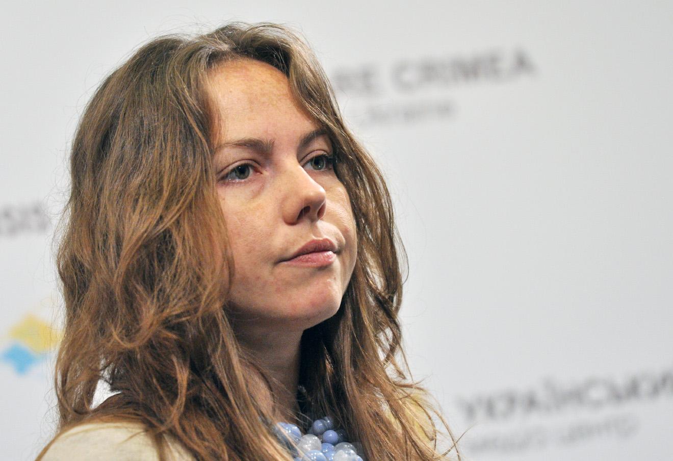 Вера Савченко.