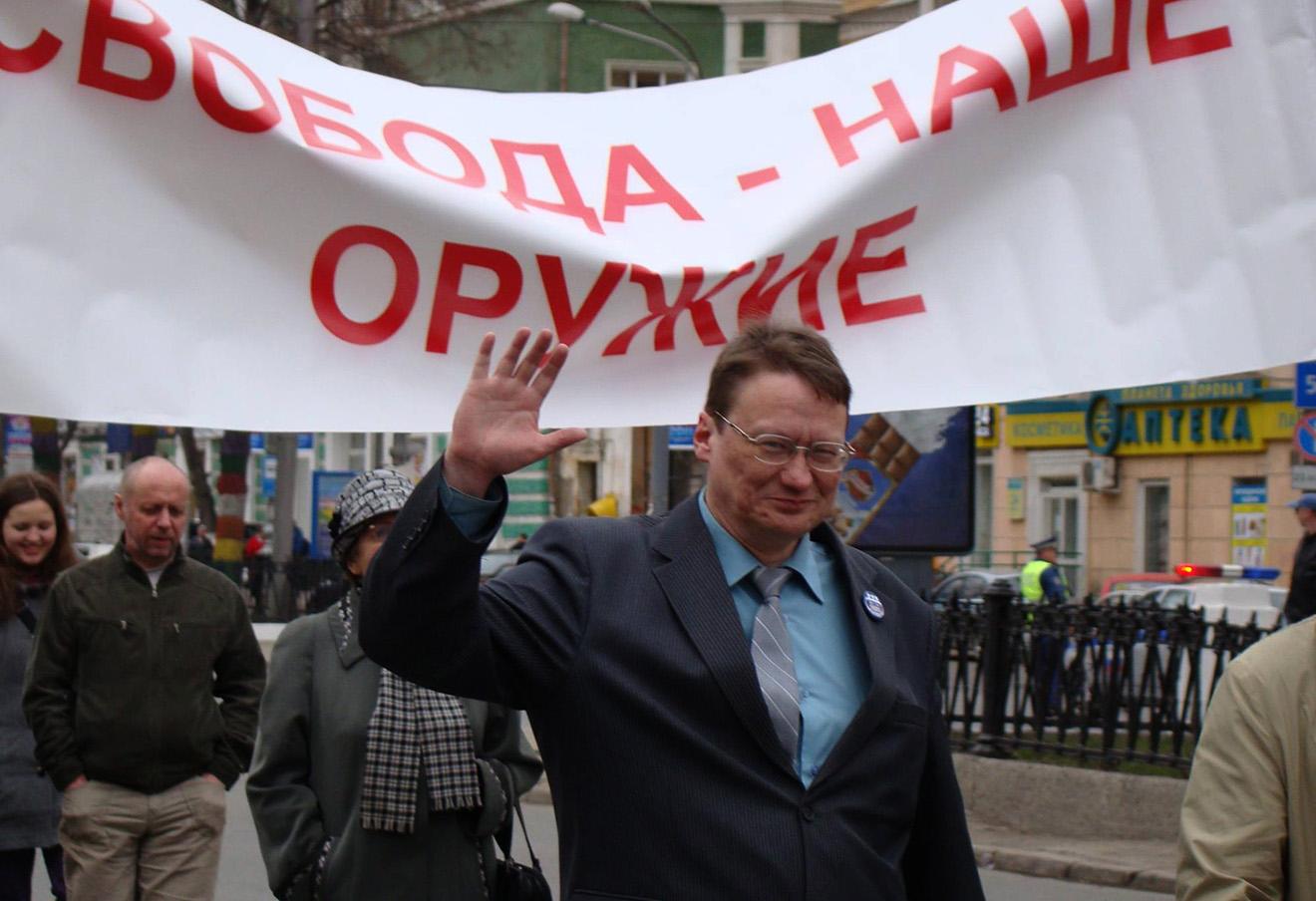 Михаил Касимов.