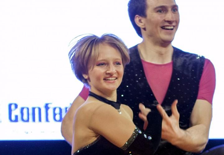 Екатерина Тихонова, младшая дочь Владимира Путина.